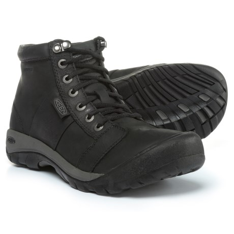 Keen Austin Mid Lace-Up Boots - Waterproof (For Men)