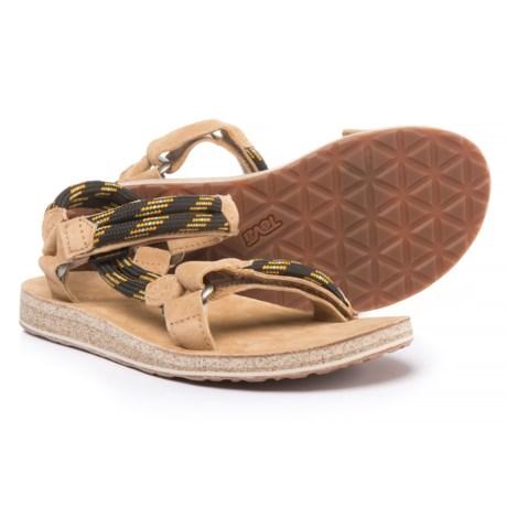 Teva Original Universal Rope Sport Sandals - Suede (For Women)