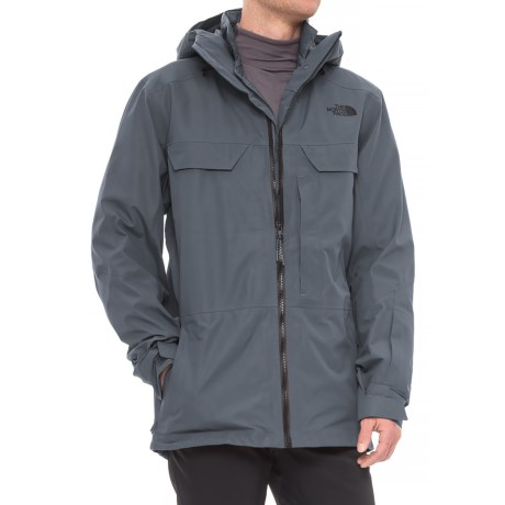 The North Face 3L Triclimate® Jacket - Waterproof, Insulated (For Men)