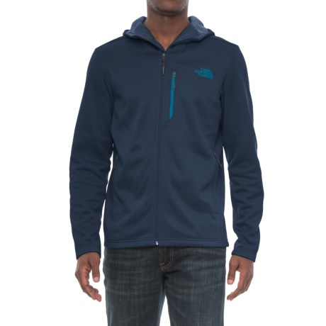The North Face Wakerly Hoodie - Full Zip (For Men)