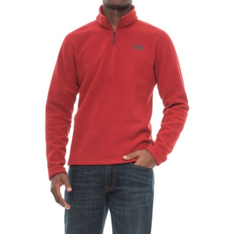 The North Face SDS Sweater - Zip Neck (For Men)