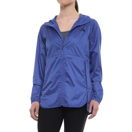 The North Face Flyweight Hoodie - Windproof (For Women)