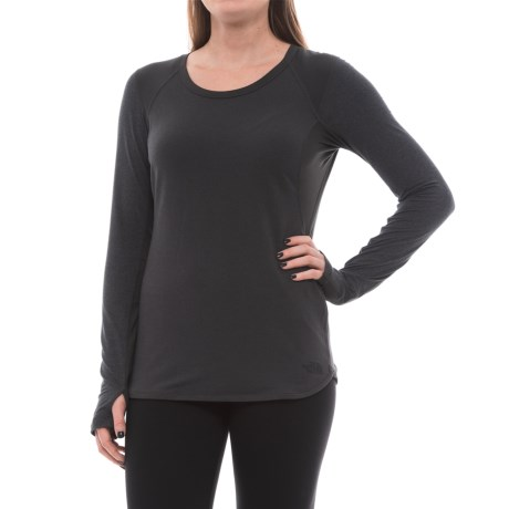 The North Face Motivation T-Shirt - Long Sleeve (For Women)