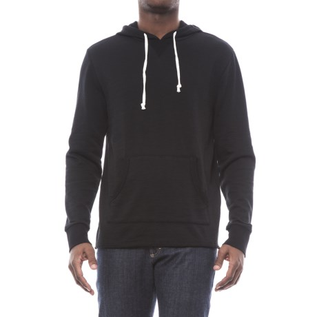 Alternative Apparel School Yard Burnout French Terry Hoodie (For Men)