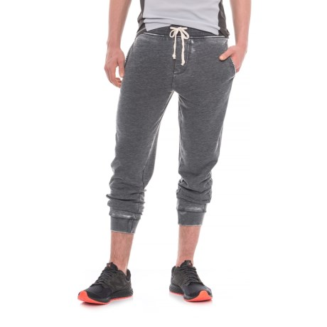 Alternative Apparel Campus Burnout French Terry Joggers (For Men)