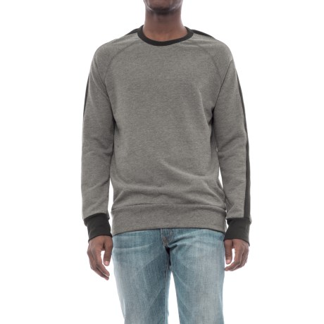Alternative Apparel University Vintage French Terry Sweatshirt (For Men)