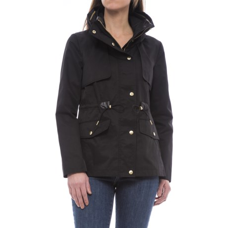 Cole Haan Hooded Jacket (For Women)