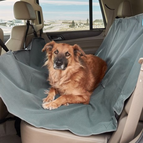 Ruffin' It Car Seat Protector