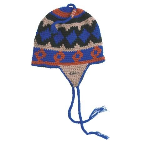 Screamer Sedona Hat - Fleece-Lined Ear Flaps (For Men and Women)
