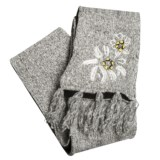 Woolrich Cotton-Alpaca Scarf (For Women)