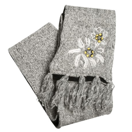 Woolrich Cotton-Alpaca Scarf (For Women)