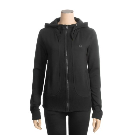 Thriv Sanctuary Hooded Jacket - UPF 50 (For Women)