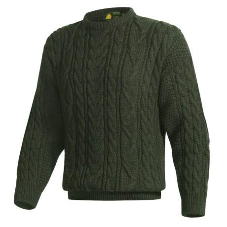 J.G. Glover & CO. Peregrine Merino Wool Sweater (For Men)