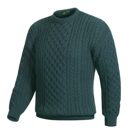 J.G. Glover & CO. Peregrine by J.G. Glover English Wool Sweater (For Men)