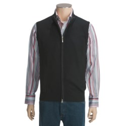 Toscano Full-Zip Vest - Merino Wool (For Men)
