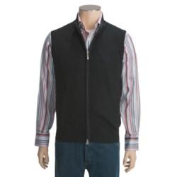Toscano Full-Zip Vest - Merino Wool (For Men)