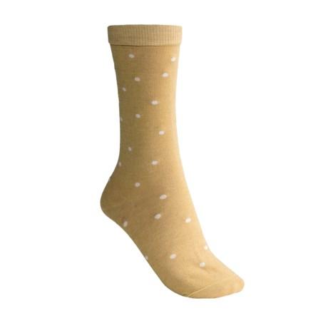 Wigwam Dottie Casual Crew Socks - Dri-Release® (For Women)