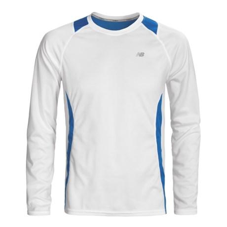 New Balance Run Shirt - Long Sleeve (For Men)