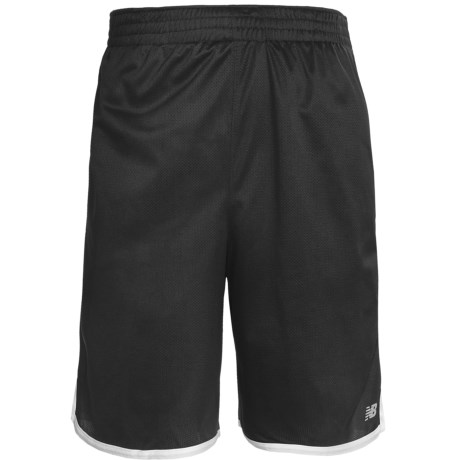 New Balance Pindot Mesh Shorts (For Men)