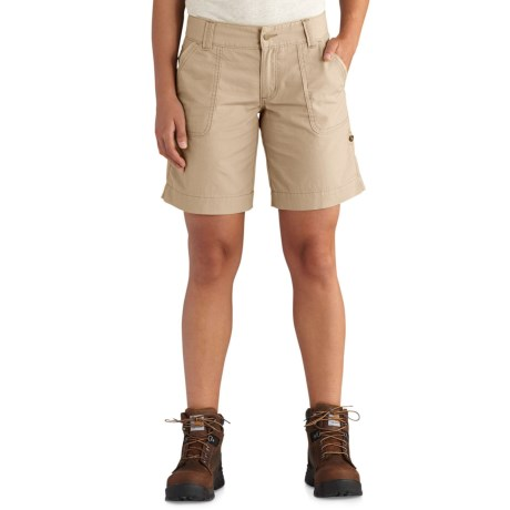 Carhartt El Paso Shorts (For Women)