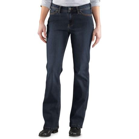 Carhartt Original Fit Jasper Jeans (For Women)