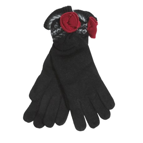 Icelandic Design Kendall Gloves - (For Women)