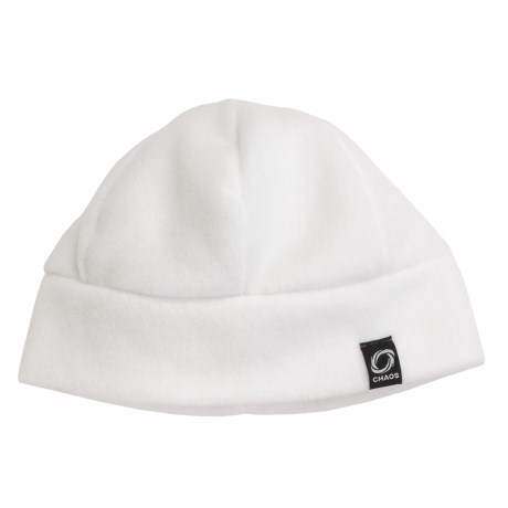 Chaos Ida Fleece Beanie Hat (For Men and Women)