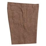 Vintage 1946 Linen Shorts  (For Men)