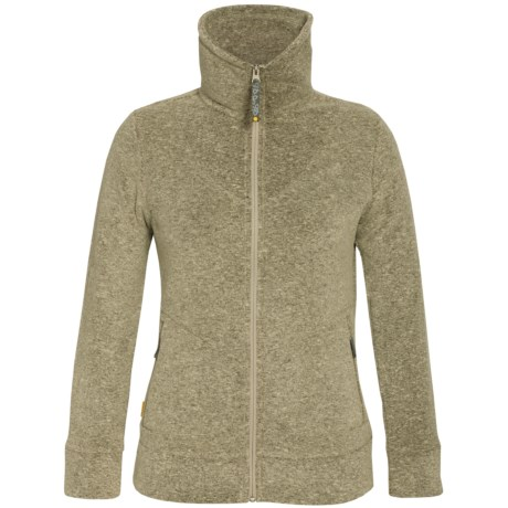 Lole Tradition Cardigan Sweater - Full Zip (For Women)