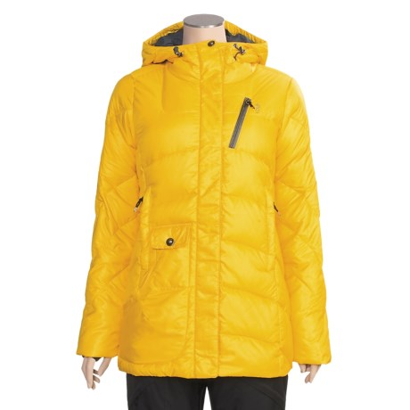 Lole Nicky Downglow Parka - 600 Fill Power Down, Recycled Materials (For Women)