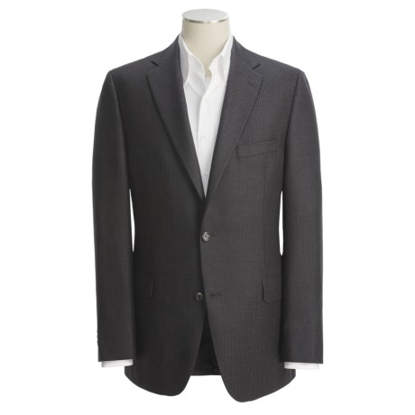 Jack Victor Corded Stripe Sport Coat - Comero Wool (For Men)
