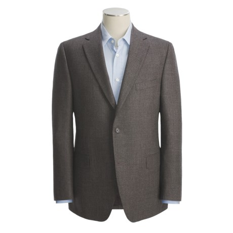 Jack Victor Tic Weave Sport Coat - Wool by Loro Piana (For Men)
