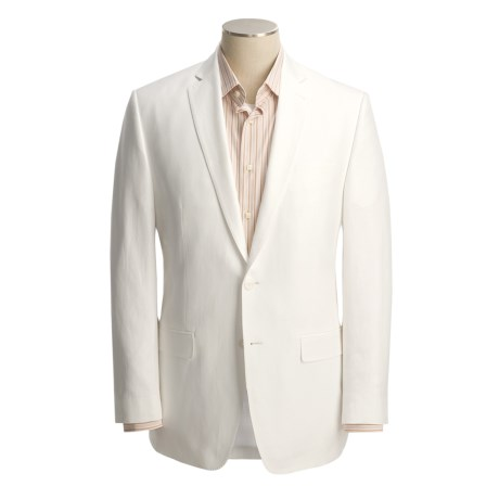 Calvin Klein Slub Weave Sport Coat - Linen-Cotton (For Men)