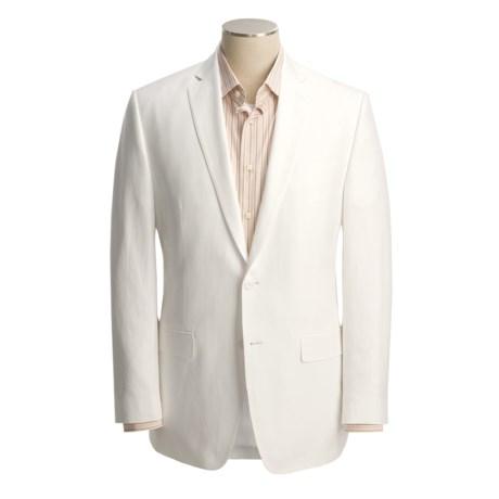 Lauren by Ralph Lauren Calvin Klein Slub Weave Sport Coat - Linen-Cotton (For Men)