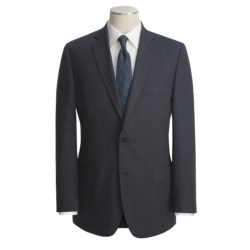 Calvin Klein Mini-Stripe Suit - Wool (For Men)