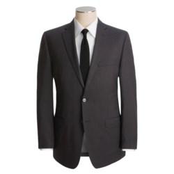 Calvin Klein Faded Plaid Suit - Wool, Slim Fit (For Men)