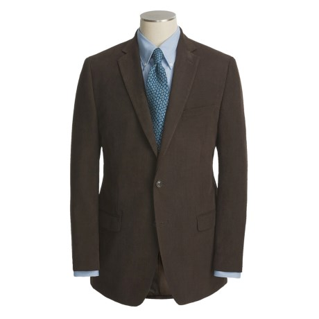 Calvin Klein Mini Corduroy Sport Coat - Slim Fit (For Men)
