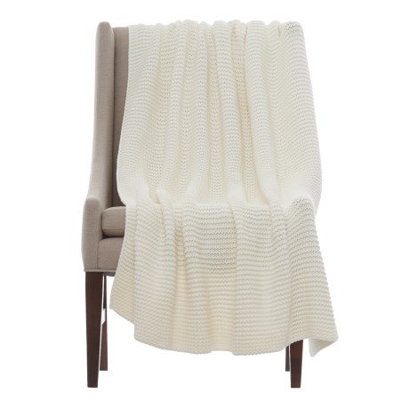"Melange Home Chunky North Branch Throw Blanket - 50x70"""