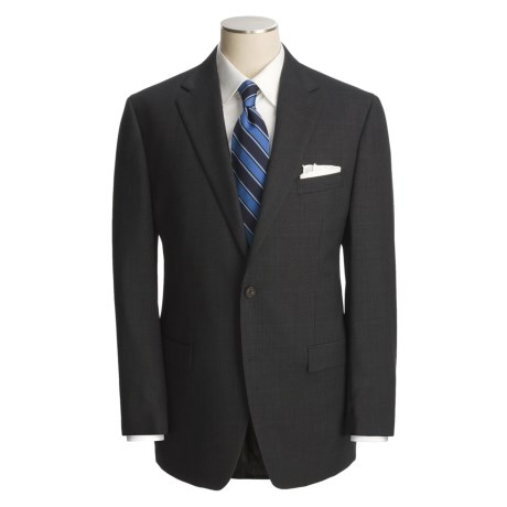 Lauren by Ralph Lauren Faint Windowpane Suit - Wool (For Men)