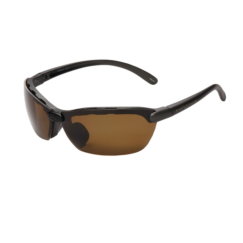 Eyeglass Frames With Interchangeable Lenses : Native Eyewear Nano 3 Sunglasses - Polarized ...