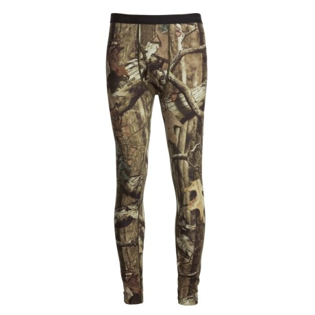 Terramar Stalker Camo Base Layer Bottoms - Midweight (For Men)