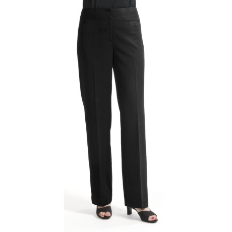 Atelier Modern Fit Pants - Flat Front (For Women)