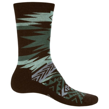 Woolrich Avalanche Socks - Merino Wool, Crew (For Men and Women)