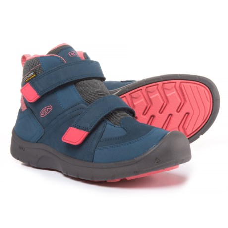 Keen Hikeport Mid Strap Boots - Waterproof (For Girls)