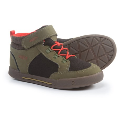 Keen Encanto Wesley II High-Top Sneakers - Touch Fasten (For Boys)