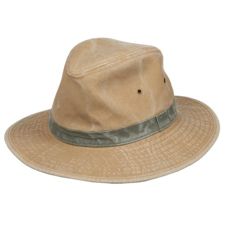 Dorfman Pacific Safari Hat - UPF 50+ (For Men)