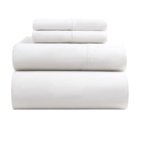 Melange Home Organic Cotton Sheet Set - King, 400 TC