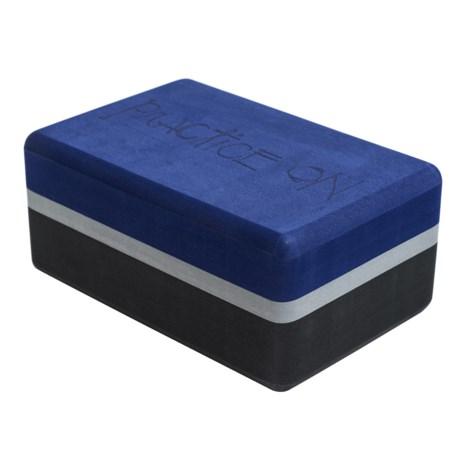 Manduka Recycled Foam Yoga Block