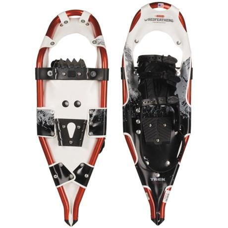 """Redfeather Trek Summit Snowshoes - 25"""""""