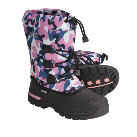 Baffin Igloo Winter Pac Boots - Insulated (For Youth)